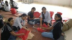 Pooja Thali Marketing Campaign at LTIMSR (3)