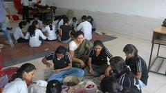 Pooja Thali Marketing Campaign at LTIMSR (8)