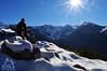 Mattina sulle vette della Majella - Abruzzo - Italy