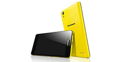 Lenovo K3 Music Lemon