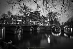 Rings of fire (farflungistan) Tags: amsterdamcanals canon7d longexposure winter201617 amsterdam holland netherlands brouwersgracht herengracht