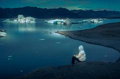 Dream of Iceland (Sizun Eye) Tags: jökulsárlón iceland dream dreaming night evening banks glaciallagoon lagoon glacier iceberg landscape paysage nuit islande europe europa europedunord northerneurope scandinavia scandinavie sizuneye sizun nikond750 nikon d750 tamron2470mmf28 tamron 2470mm gettyimages