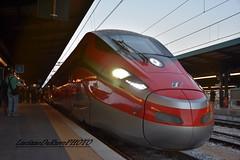 FrecciaRossa 1000 (luciano.deruvo) Tags: fs trenitalia fr1000 frecciarossa altavelocità pietromennea ferroviedellostato