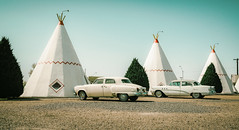 Winslow_April 2013_SCY_2969_a (syoumans07) Tags: winslow arizona tee pee motel