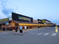 Wall Drug, South Dakota (pr0digie) Tags: wall southdakota drug store building entrance sign jon franknew barbaranew