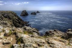 Bretagna : Pointe de Pen-Hir (Roberto Defilippi) Tags: 2017 252017 rodeos robertodefilippi francia france bretagna bretagne mare oceano rocce
