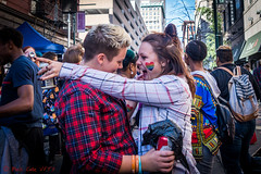 Happyness (ViewFromTheStreet) Tags: 2017 allrightsreserved blick blickcalle blickcallevfts calle chancellorstreet comingout copyright2017 cosi festival gayborhood national nationalcomingoutdayfestivalnationalcomingoutdayfestiva pennsylvania philadelphia photography stphotographia streetphotography viewfromthestreet amazing candid celebration cell classic couple embrace entertainment female fun happy love lovecouple outfest party phone plaid portrait pretty pride rainbow rmanj rmanjcom smile smiling street streetportrait vftsviewfromthestreet woman ©blickcallevfts ©copyright2017blickcalle coming out day