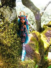 (Linayum) Tags: isidawndancer mh monster monsterhigh mattel doll dolls muñeca muñecas toys juguetes nature naturaleza linayum