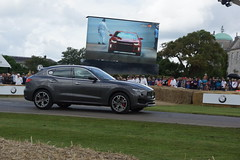 Maserati Levante 430 CV 2016, First Glance, Goodwood Festival of Speed (f1jherbert) Tags: sonyalpha65 alpha65 sonyalpha sonya65 sony alpha 65 a65 goodwoodfestivalofspeed gfos fos festivalofspeed goodwoodfestivalofspeed2016 goodwood festival speed 2016 goodwoodengland michelinsupercarrungoodwoodfestivalofspeed michelinsupercarrungoodwood michelinsupercarrun michelin supercar run england uk gb united kingdom great britain unitedkingdom greatbritain