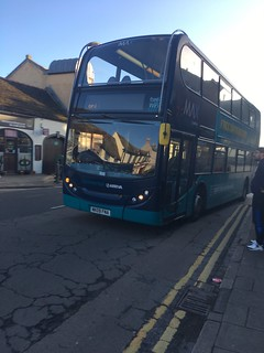 Arriva North east NK09FNA Service X15