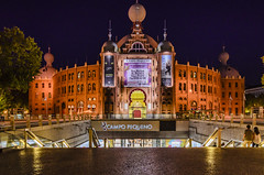 Campo Pequeno bullring 453 (_Rjc9666_) Tags: arena arquitectura building campopequeno colors lisboa lisbon lisbonne night nightscape nightshot nikond5100 portugal sky street tokina1224dx2 urbanphotography bullring ©ruijorge9666 1720 453