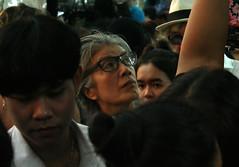 Faces in the Crowd (Wolfgang Bazer) Tags: bangkok chinatown talat mai thailand faces