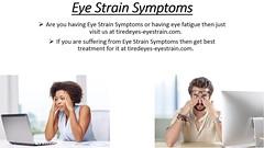 Eye Strain Symptoms - tiredeyes-eyestrain.com (chearleader1245) Tags: eye strain symptoms