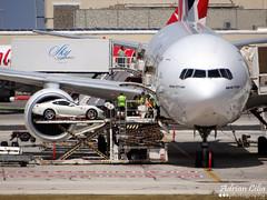 Emirates --- Boeing B777-200ER --- A6-EMI (Drinu C) Tags: plane aircraft sony ferrari emirates boeing 777 dsc mla 599 a6emi hx100v adrianciliaphotography