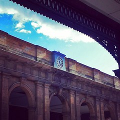 Image 142 - Central Station (Icypop) Tags: clock centralstation newcastleupontyne imageaday instagram samsunggalaxys2 flickrandroidapp:filter=none