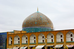 Imam Square (built 1598-1629)  IMG_2725 (opalpeterliu) Tags: trip museum iran cities palace 03 2013