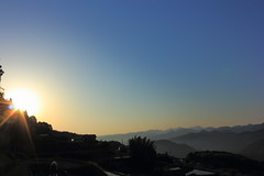 (ikaugust_t93) Tags: morning sun nature japan landscape  nara   morningsun