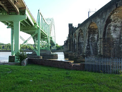 DSCF7725 (keeno82uk) Tags: bridge runcorn widnes runcornbridge