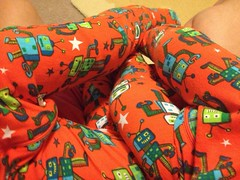Bedtime legs (Joyful Abode) Tags: uploaded:by=flickrmobile flickriosapp:filter=nofilter