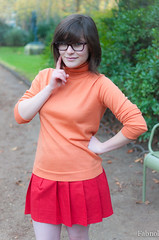 Vera (Scooby Doo) (fabnol) Tags: anime costume cosplay cartoon scoobydoo vera 2013