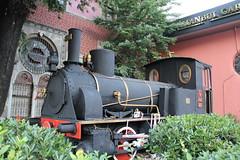 Locomotiva a vapore (anja63) Tags: turkey istanbul steamlocomotive turchia locomotivaavapore