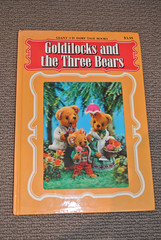 Giant 3D Fairy Tale Books Goldilocks And The Three Bears Book (jadedoz) Tags: 3 vintage giant book three 3d bears books fairy goldilocks tale giant3dfairytalebooks