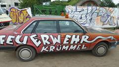 Fusion 2013 (micky the pixel) Tags: auto music streetart cinema car festival germany deutschland graffiti kino theater circus fusion electronic feuerwehr zirkus фузион