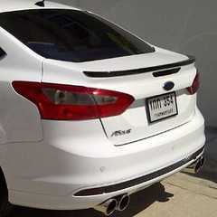 #spoiler #ford #focus #sedan #สปอยเลอร์ #ฟอร์ด #โฟกัส 4ประตู by #arkira_auto #aeropart #bodypart #automobile #accessory #racing #car #beauty #ชุดแต่ง #ชุดแต่งรอบคัน #แต่งรถ #รถแต่ง #ประดับยนต์ #ของแต่งรถ #สเกิ๊ต #สนใจติดต่อ #contact #0854146459 #088008330
