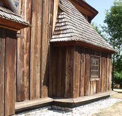 right side (romekdziem) Tags: park church poland wodden kielce ethnographic tokarnia