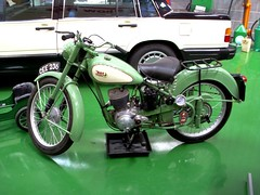 South Yorkshire Transport Museum. (Chris.,) Tags: england yorkshire motorcycle bsa rotherham southyorkshire transportmuseum southyorkshiretransportmuseum