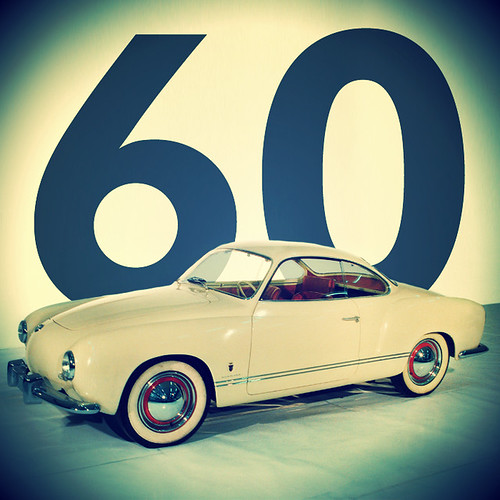 The History of the Karmann Ghia