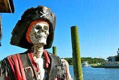 (Kristin Kurtz) Tags: tourism beach home virginia pirate virginiabeach touristattraction rudys captjackspirateshipadventures rudysinlet