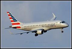 N403XY American Eagle (Republic Airlines) (Bob Garrard) Tags: republic eagle american airlines dca 175 embraer kdca erj175lr n403xy