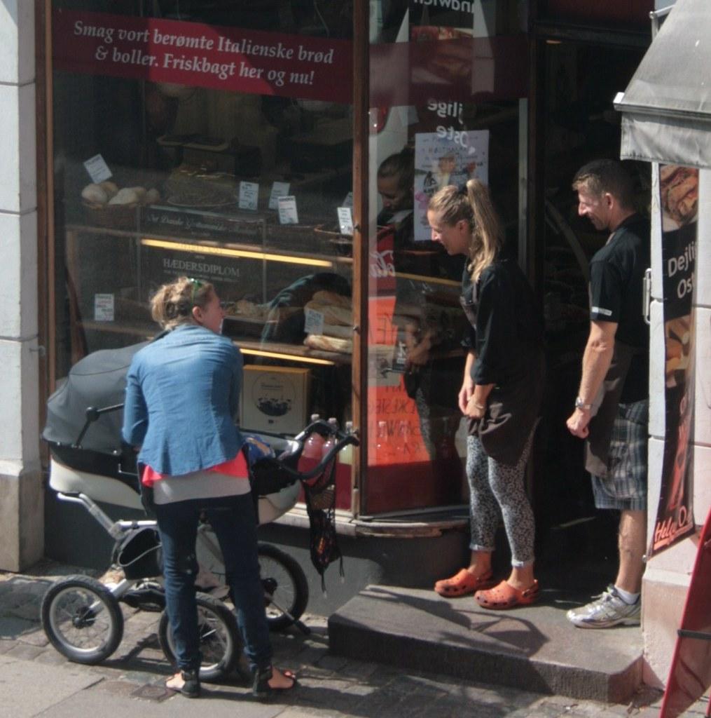 d45fc8f87168 Copenhagen conversation (chrisw09) Tags  woman baby girl shop lady  copenhagen denmark chat sandals