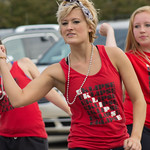 """<b>Homecoming Parade 2013</b><br/> The 2013 Homecoming Parade took place on Saturday, October 5. Photograph by Jaimie Rasmussen<a href=""""http://farm4.static.flickr.com/3754/10127930966_0758c2f355_o.jpg"""" title=""""High res"""">∝</a>"""