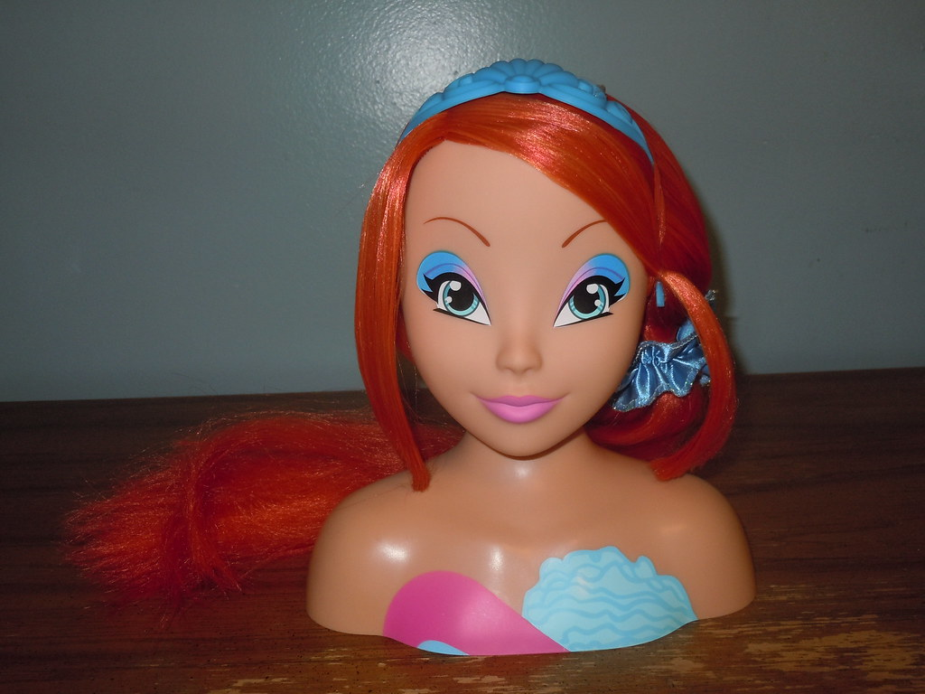 Doll Head Hair Styling: The World's Most Recently Posted Photos Of Simba And Winx