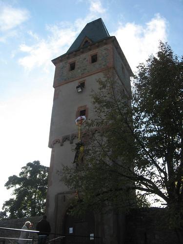 Hessenweg 7 - 2013 - Burg Frankenstein im Odenwald