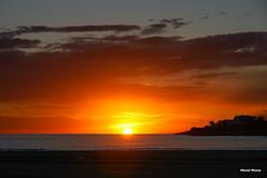 Puesta de sol en Vilanova i la Geltru-Barcelona (Manel Miana) Tags: sol paisaje puestadesol cz1680 sonya700