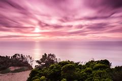 Swept Away (tristanotierney) Tags: ocean california longexposure sunset sky seascape water clouds landscape bay landscapes seascapes fort sunsets area slowshutter bayarea fortfunston funston longexpo vision:sunset=0803 vision:outdoor=0654 vision:sky=0882 vision:clouds=0876