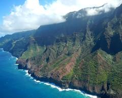 Napali coast (orping) Tags: coast tour kauai napali cessna airventures