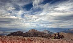False (α RAINYNEPTUNUS ω) Tags: summer mountain mountains fall film analog utah hike alpine summit analogphotography nebo mountnebo filmphotography nebosummit
