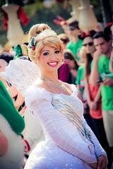 Cinderella (abelle2) Tags: princess disney disneyworld cinderella wdw waltdisneyworld magickingdom christmasparade disneyprincess disneychristmasparade princesscinderella