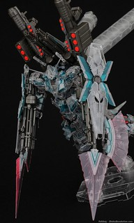 MG Clear Full Armor Unicorn - Snap Fit 4 by Judson Weinsheimer