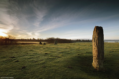 The Mists of Time (SwaloPhoto) Tags: scotland fife standingstones tuilyies sunrise bronzeage sacredsite torryburn zeiss distagont2821 ze availablelight canoneos5dmkii distagon2128ze mist leefilters