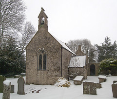 St Michael's Church Burnett (jonathan charles photo) Tags: winter england snow art church topf25 bristol photo jonathan charles michaels burnett keynsham jonathancharles
