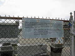 Archdiocese sign