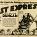 The Fast Express (1924) - Exhibitor's Herald -
