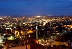 Ξάνθη - Πανοραμική Άποψη της πόλης