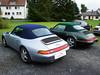 Porsche 911-993 mit Verdeck von CK-Cabrio