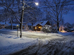 The morning after (Jackpicks) Tags: winter snow snowstorm winterstorm winterscene philadelphiapennsylvania blueribbonwinner